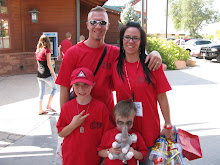 Our Family at the Diabetes Walk 2009