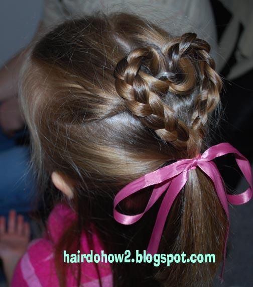 hairdo - lesson 23 braided
