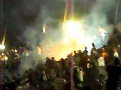 WCC: GENESIS Fireworks