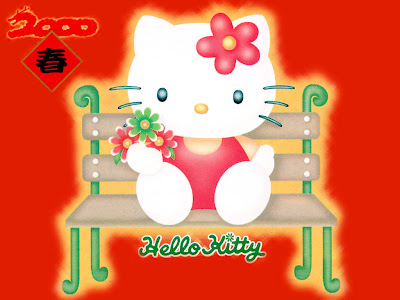 Information About Window Frame Cartoons Wallpaper Hello Kitty