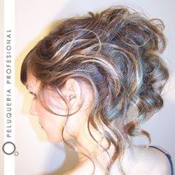 Peinado SemiRecogido Novia