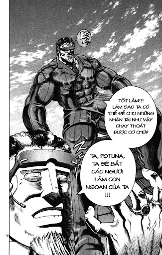 History's Strongest Disciple Kenichi Chap 250 - Trang 19