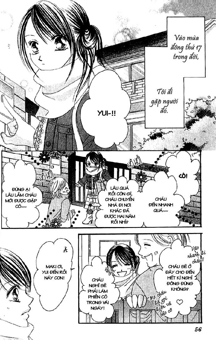 17-Sai Natsu - Seifuku no Jouji chap 17 - Trang 4