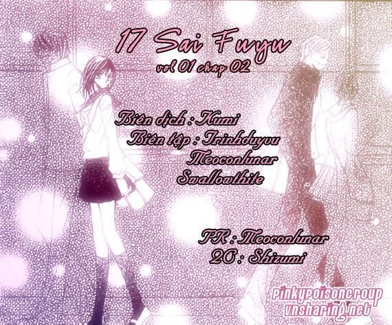 17-Sai Natsu - Seifuku no Jouji chap 17 - Trang 1