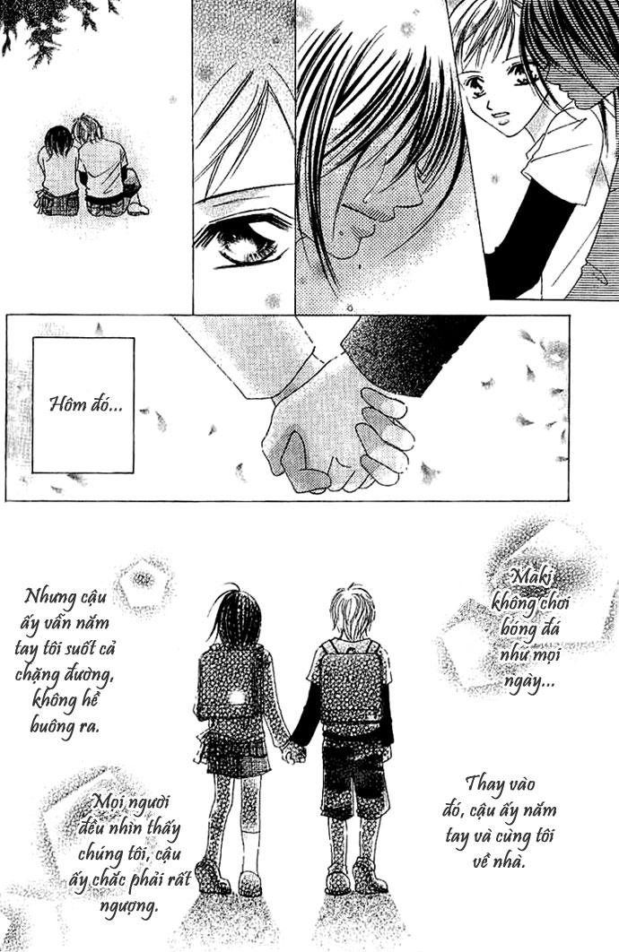 17-Sai Natsu - Seifuku no Jouji chap 17 - Trang 12