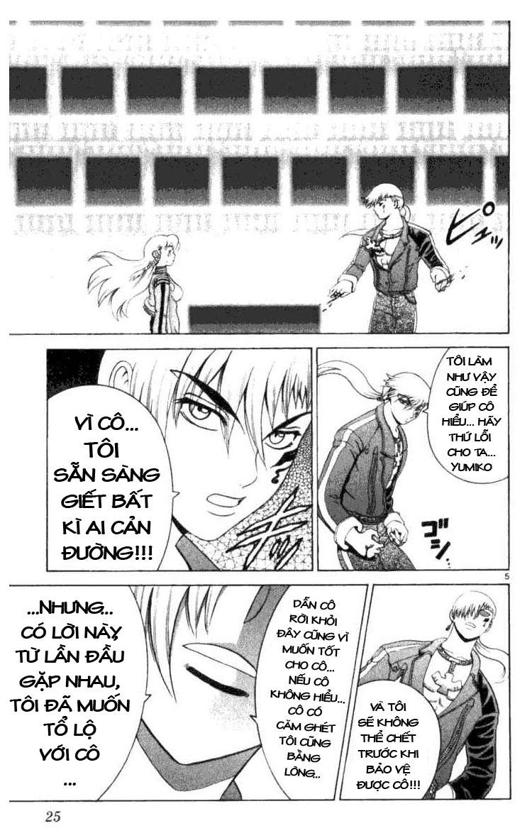 History's Strongest Disciple Kenichi chap 249 Trang 5 - Mangak.info