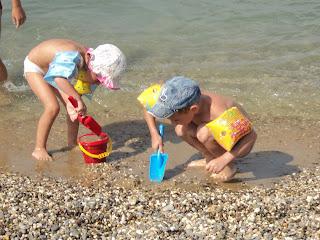 куда поехать с детьми на море