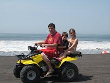 Four Wheelin' in Guatemala