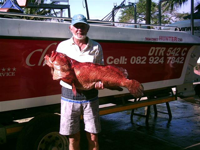 Fishing report south africa june 2010 for Deep sea fishing st lucia