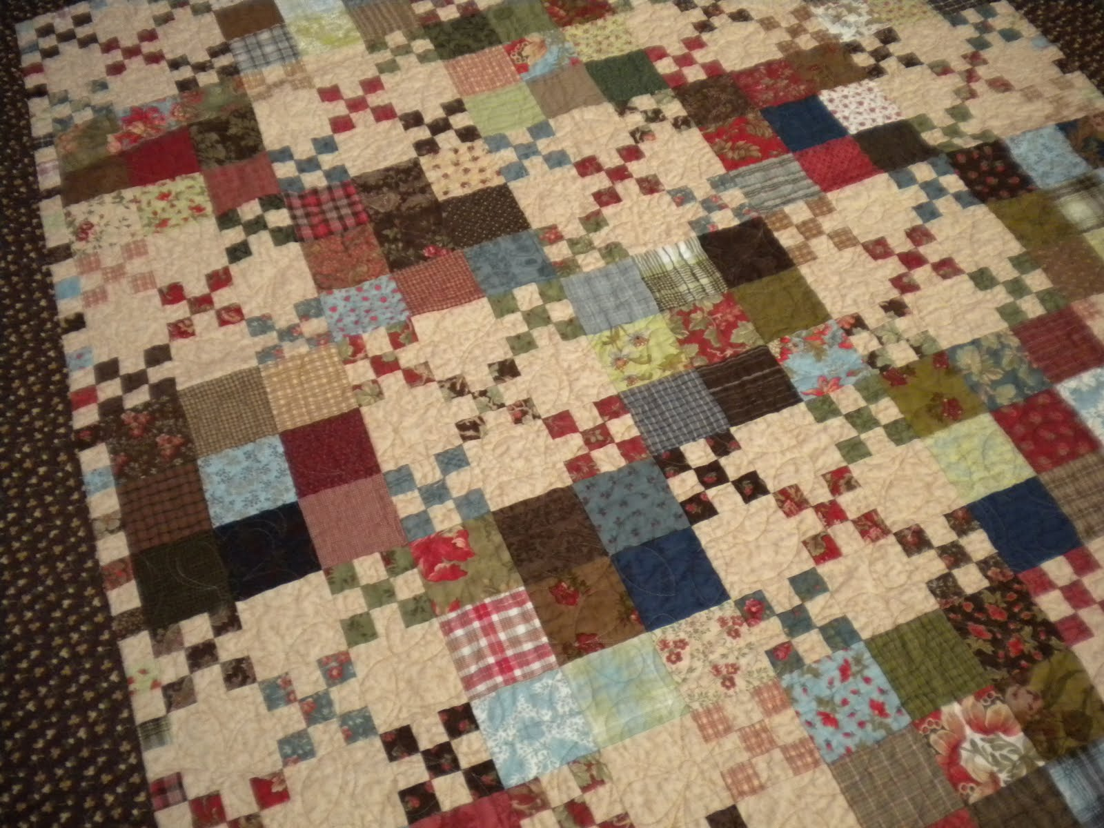 Quilt Story: A Quilting life...the amazing 24 hour quilt!