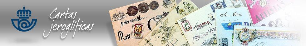 Cartas jeroglíficas