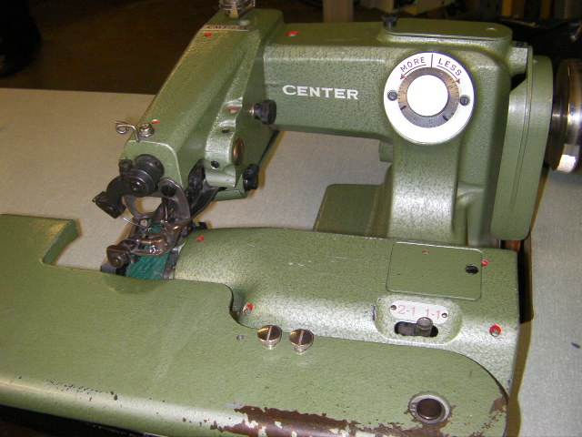 Machine For Garments Center CM4040 Blindstitch Awesome Sewing Machine Center