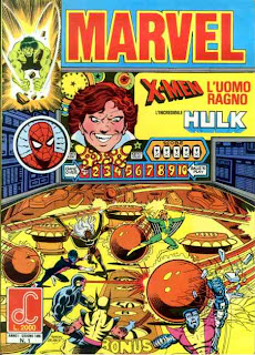 Della marvel comics esordendo con la collana transformers