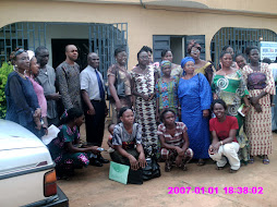 NIGERIAN MDGs ACTORS