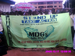 MDGs IN DELTA STATE