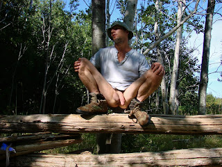 Gay in the forest