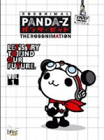 I DVD di Panda Z