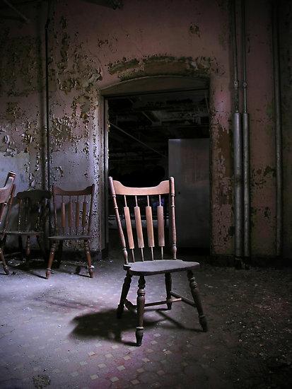 Desde una habitaci n desordenada una silla vac a - La silla vacia ...