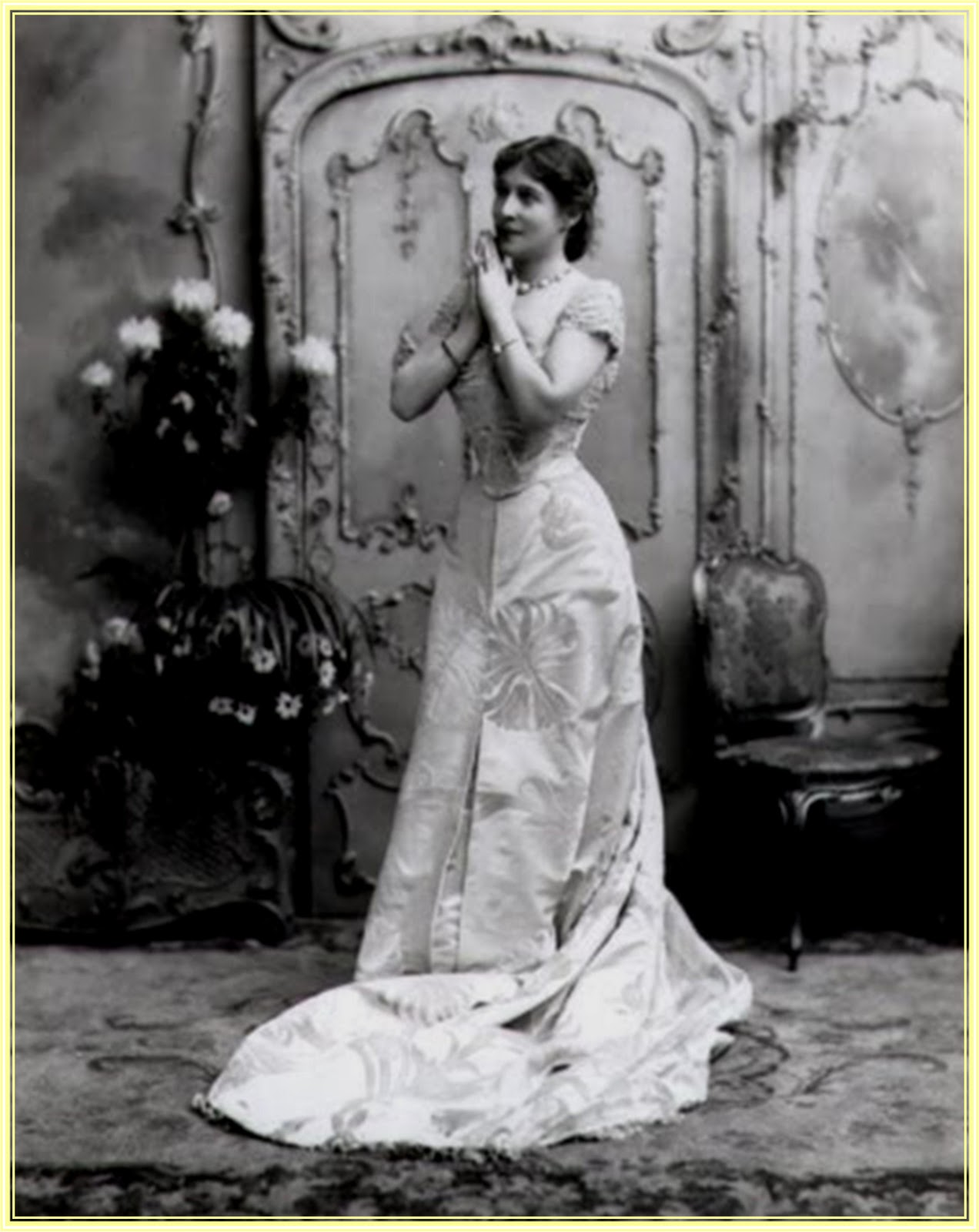 Фотография дамы 19 века 13 фотография