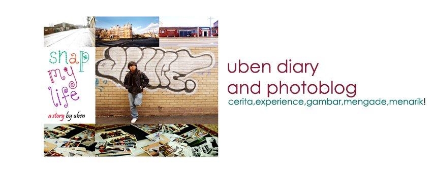 uben Diary & photoblOg