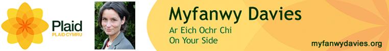 Newyddion Myfanwy Davies