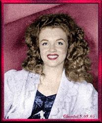 Norma Baker (Trabajo en una fabrica  del Ejercito durante la Segunda guerra Mundial