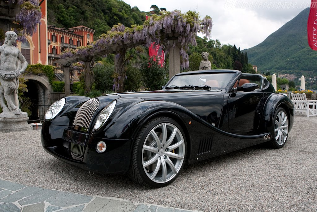 2011 Morgan Aero Supersports Photos Drive Away 2day