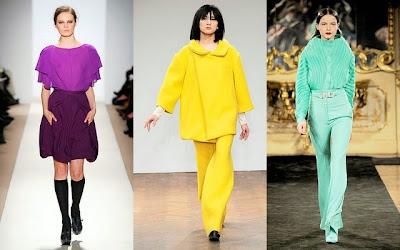 Мода осени 2010