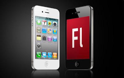 iPhone 4 適用的 Flash (Frash 0.02) 推出!