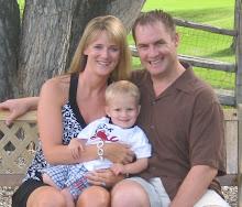 Hamilton Family July 2009