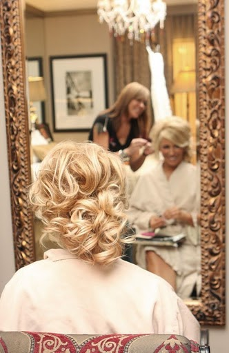 Von Anthony Salon Wedding Day Beauty Picture Perfect