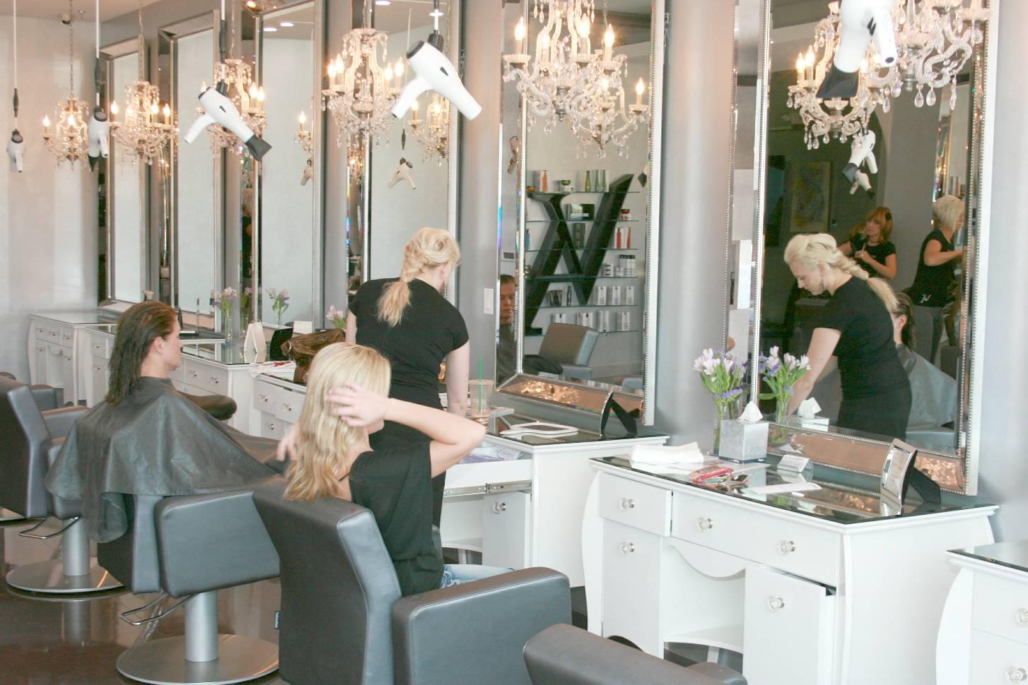 Von anthony salon june 2010 for Salon kerastase