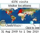 D'on ens han visitat?