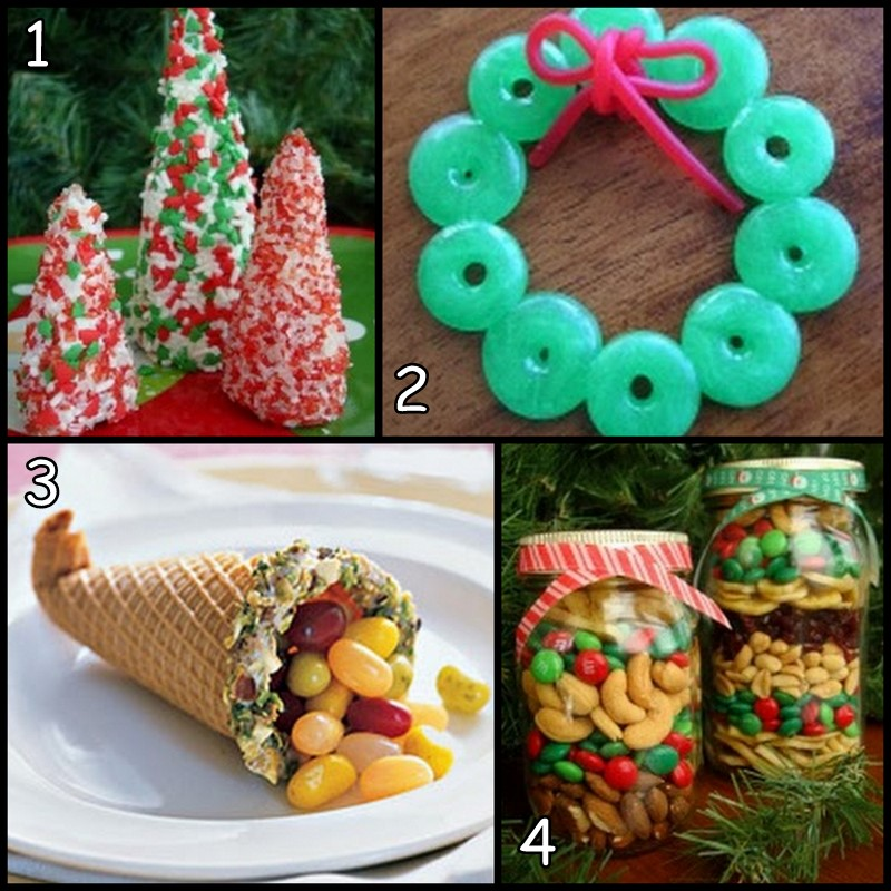 Dollar store crafter edible christmas gift ideas for Edible christmas gifts to make in advance
