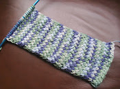 What I'm Knitting...