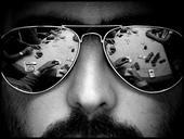 Gafas de poker
