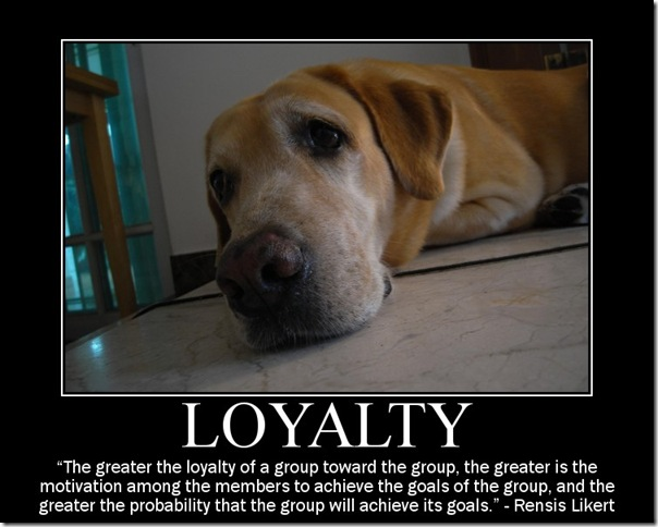 Dog loyalty quotes - photo#4