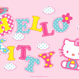 Wallpaper Hello Kitty Lucu @ Digaleri.com