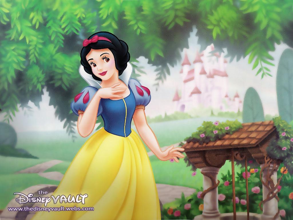 InShare Princess Snow White Wallpaper