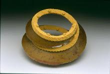 Sculptural Bracelet