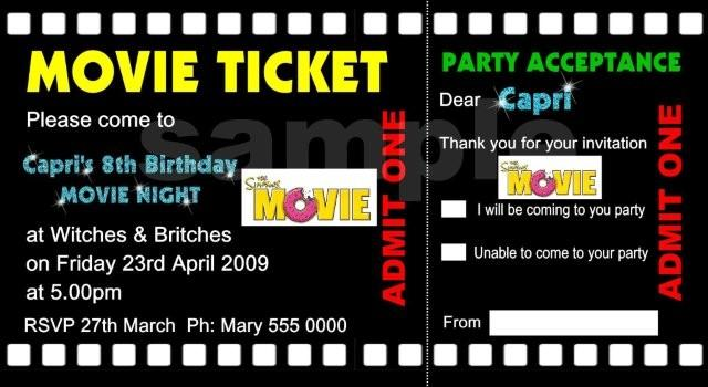 How To Reserve Movie Tickets