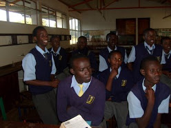 Nairobi School students