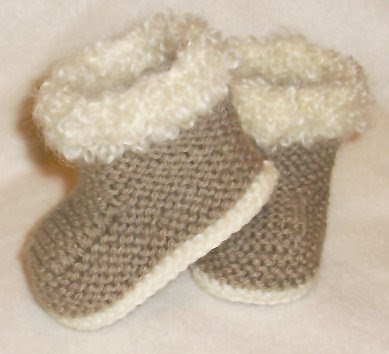 the CRAFTING CLINIC: SNUGboots? by Tracey are finaly here!!
