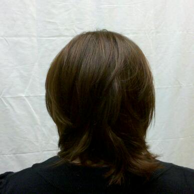 Hair Correction : Daja Hair: Color Correction: Going Darker