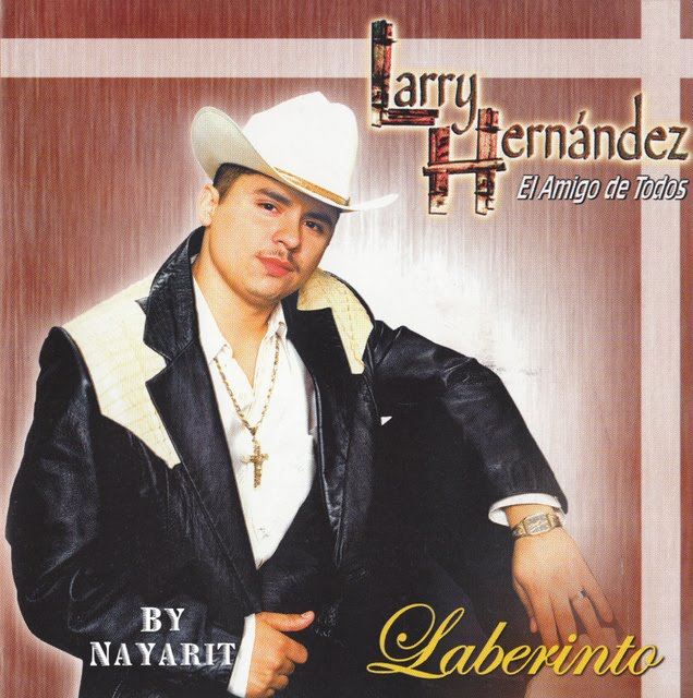 Larry Hernandez - Laberinto CD - Album 2005