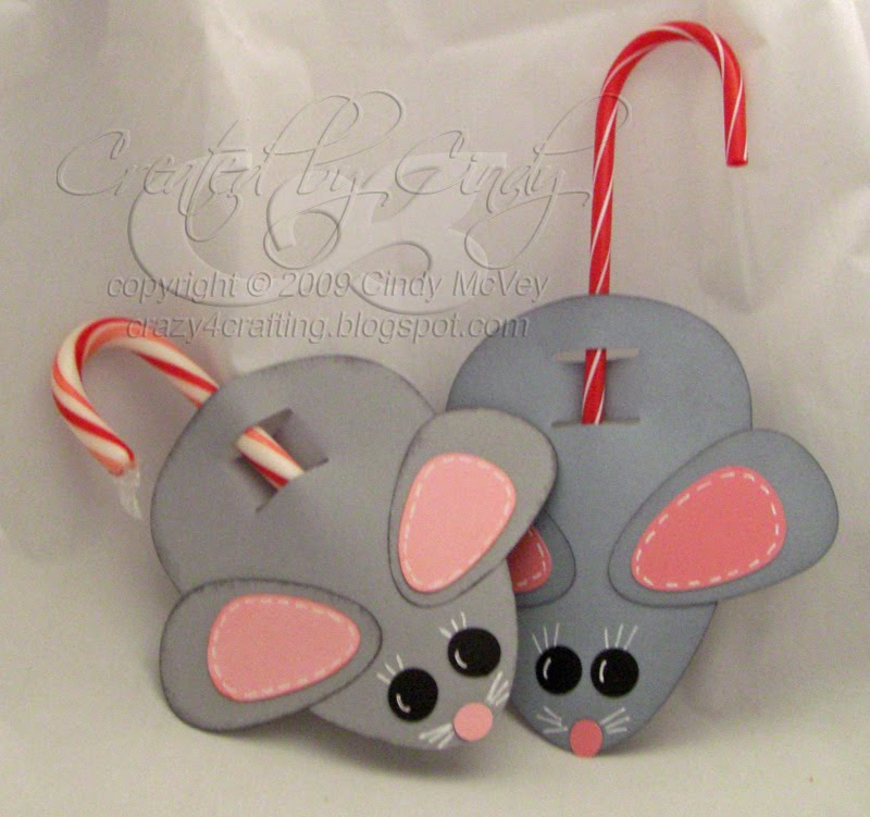 Not a creature was stirring not even this mouse