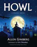 Howl: A Graphic Novel by Allen Ginsberg and Eric Drooker