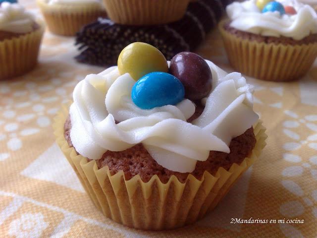 Muffins de Pascua