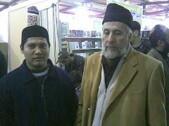 bersama Syeikh Yusof di Ma'rad Kitab 2008