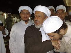 Habib Umar al-Jailani di Makkah al-Mukarramah